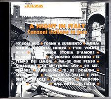 VARI a night in Italy - canzoni italiane in jazz CD Rava Sellani Fresu Ghiglioni
