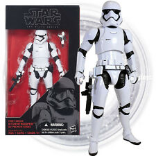 Star Wars The Force Awakens Black Series 6 Inches - First Order Stormtrooper #04