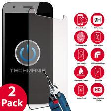 Für NUU Mobile X4 - 2 Pack Hartglas Displayschutzfolie