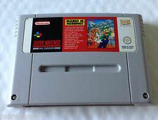 MARIO IS MISSING * ORIGINAL SUPER NINTENDO / SNES GAME * GWO * PAL *