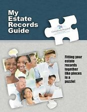 My Estate Records Guide by Kenneth Petersen and Shawn Smith (2013, Paperback)