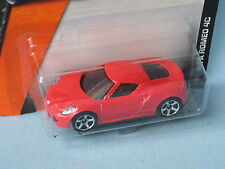 Matchbox Alfa Romeo 4C Red Body in BP Toy Model Italian Sports Car