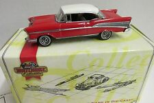 MATCHBOX COLLECTIBLES 1957 CHEVROLET BEL AIR COUPE 1:43 DIECAST CAR DINKY
