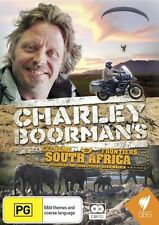 Charley Boorman's Extreme Frontiers: South Africa DVD NEW