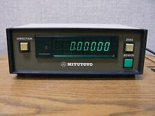 MITUTOYO MODEL ARC - 2705 DIGITAL X - AXIS READOUT CODE NO. 164 - 766