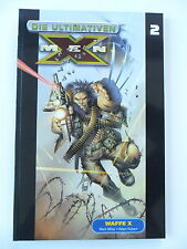 1x Comic - DIE ULTIMATIVEN  X-MEN. Bd: 2. Waffe X. Top Zustand.