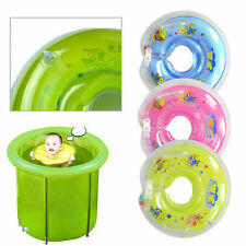 Brand New Baby Kids Infant Swimming Neck Float Ring Safety