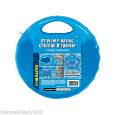 "Poolmaster 32147 EZ-View Floating 3"" Large Chlorine Dispenser for Swimming Pools"