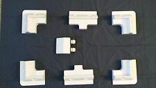 Solar Panel Mount Kit for Caravan RV Motorhome Boat 9 piece.
