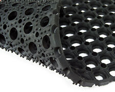 HeavyDuty Rubber Matting Pathways Cow Farm Golf Course FREE Ties and Fixing Pegs