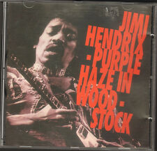 JIMI HENDRIX Purple Haze in Woodstock CD LIVE 1969 Hey Joe Fire Voodoo Chile