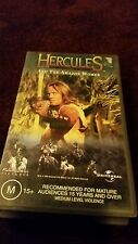 HERCULES AND THE AMAZON WOMEN- KEVIN SORBO   -  VHS VIDEO