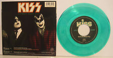 "KISS / Mighty Mighty Bosstones Split 7"" ""Detroit Rock City"" 45 wPS NM GreenVinyl"
