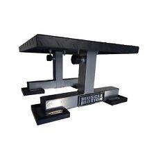 New Muscle Motion Ajustable Squat Box 4 weight lifting powerlift Plyometric Gym