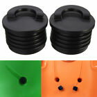 2 x 3.5mm Kayak Marine Boat Scupper Stopper Bungs Drain Holes Plugs Accessorie T