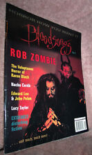 Bloodsongs magazine # 11 OOP 1998 Rob Zombie The Voluptous Horror of Karen Black