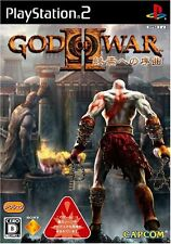 Used PS2 God of War II: The End Begins   Japan Import (Free Shipping)