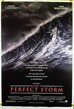 The Perfect Storm 2000 Original Movie Poster 27x40 Rolled, Double-Sided
