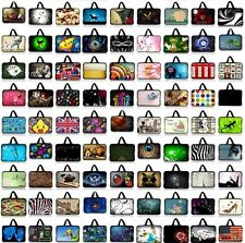 "17"" 17.3"" 17.4"" Laptop Notebook Computer PC Handle Sleeve Case Bag Cover Pouch"