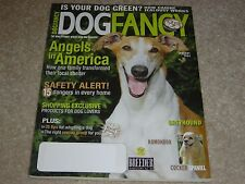 Greyhound * Komondor * Cocker Spaniel January 2005 Dog Fancy Magazine