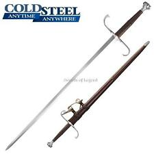 Cold Steel - German Long Sword w/ Scabbard 88HTB *NEW*