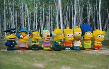 Simpsons Family Bart Lisa Marge Homer Cake Topper Decoration Figure K1105 Set9