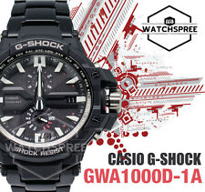 Casio G-Shock Gravity Defier Triple G Resist Watch GWA1000D-1A GW-A1000D-1A
