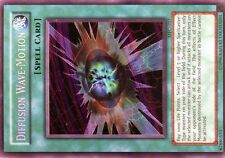 YUGIOH SECRET ULTRA RARE N° MFC-107 DIFFUSION WAVE-MOTION