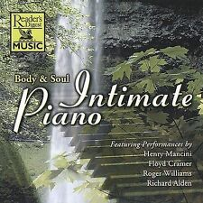 Intimate Piano: Body & Soul, Vol. 2 by Henry Mancini Roger Williams Floyd Cramer