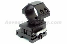 30mm FTS Flip to Side Magnifier Scope Weaver Picatinny Mount for AP EOTech