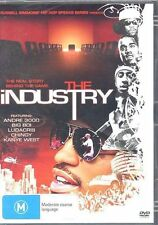 The Industry DVD NEW Region 0 PAL