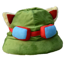 League of Legends LOL Teemo Charming Cosplay Hat Cap Costume Accessory Girl Boy