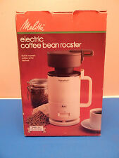Vintage Melitta Electric Coffee Bean Roaster CBR-10