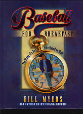 Baseball for Breakfast: The Story of a Boy Who Hated to Wait by Bill Myers