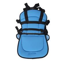 Portable Safety Booster Car Seat Cover Cushion Harness for Baby Kid Infant Child