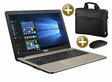"Asus-f540sa - 15,6"" - Intel n3050 - 2x 2,16ghz - 4gb - 500gb-webcam-win 10"