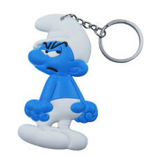 The Smurfs Clumsy Key Ring Chain Brand New
