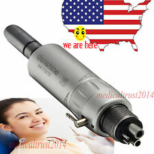FDA USA NEW SLOW Low Speed E-type Air Motor  4 Hole fit NSK Dental Handpiece