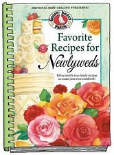 Favorite Recipes for Newlyweds: Fill in Tried & True Family Recipes to Create Yo