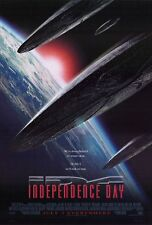 ID4 INDEPENDENCE DAY 1996 Advance Teaser Version B DS 2 Sided 27x40 Movie Poster