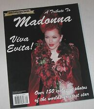 "1996 ""A Tribute To Madonna"" Special Issue Publication Over 150 Photos!"