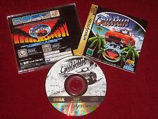 Sega Saturn SS Racing Game SEGA AGES OUT RUN NTSC-J Japan Import Outrun アウトラン