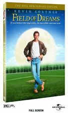 Field of Dreams  DVD Kevin Costner, James Earl Jones, Ray Liotta, Amy Madigan, G