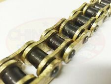 Heavy Duty Motorcycle X-Ring Gold Drive Chain 530-116L Kawasaki ZZR1400 B 06-10