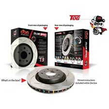 DBA4650S T3 4000 SERIES SLOTTED ROTORS WRX MY99-MY08 FRONT PAIR