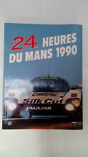 24 HEURES DU MANS 1990 LIVRE ANNUEL/YEARBOOK TEISSEDRE/MOITY ACO