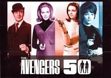 The Avengers 50th Anniversary 9 Card Puzzle Set from Loaded Packs