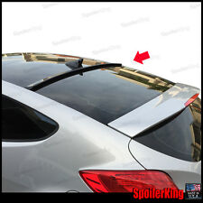 StanceNride Rear Roof Spoiler Window Wing (Fits: Hyundai Veloster 2012-present)