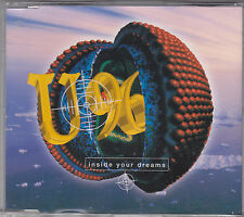 U 96 - inside your dreams CD single