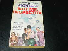 Ace Mystery Double  G-531    Helen Reilly x 2      (1959)